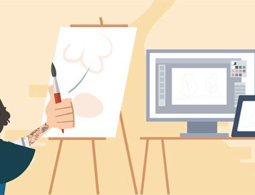 Mozgó rajzok készítése az iskolapadtól a profizmusig