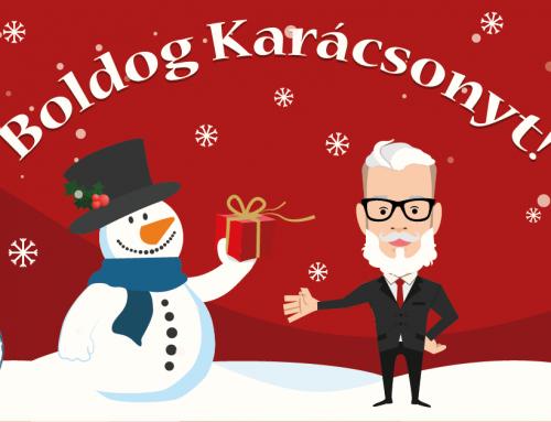 A karácsonyi üdvözletek tökéletes csomagolása: az animáció